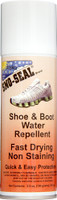 Shoe & Boot Fast Dry Repellent - 8 oz. Aerosol