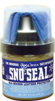 SNO-SEAL Wax - 4 oz. Jar with Applicator