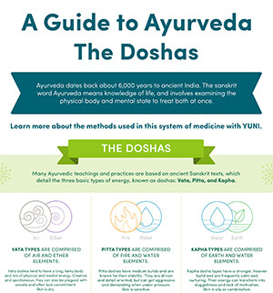 A Guide to Ayurveda the Doshas