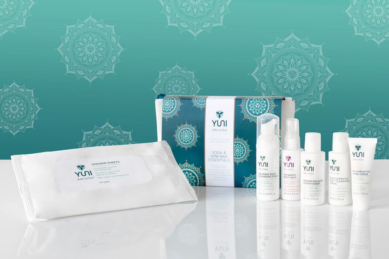 YUNI Natural Skin Care Products | Road-Tested Companion