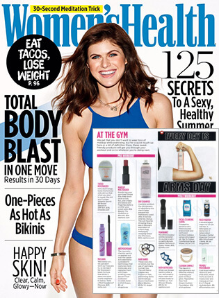 Press 2017 Women's Health