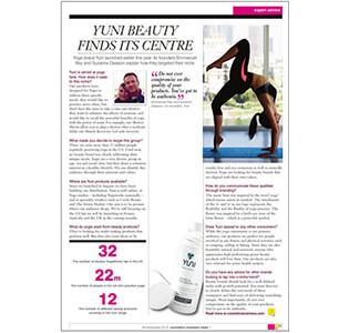 Cosmetics Business News November 2015