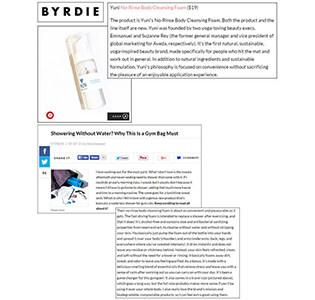 Byrdie - July, 2015