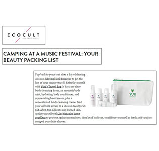 Ecocult - May 2016