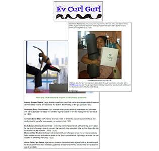 Ev Curl Gurl - August, 2015