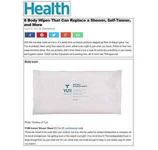 Health.com - August, 2015