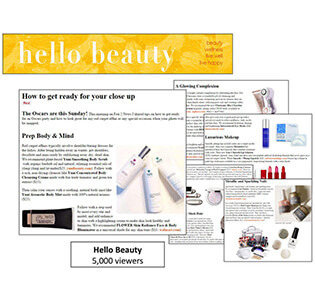 Hello Beauty - February 2016