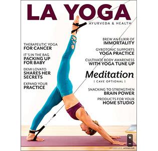 LA Yoga - September, 2015