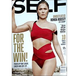 Self Magazine - November 2015