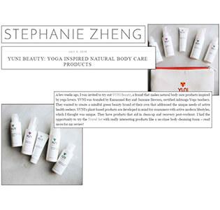 Stephanie Zheng