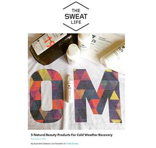 The Sweat Life - November 2015