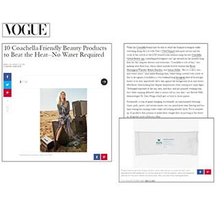 Vogue - April 2016