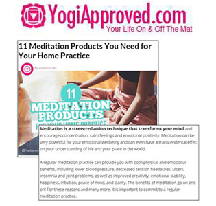 YogiApproved - December 2015
