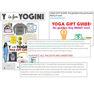 Press Yogini 2015 December
