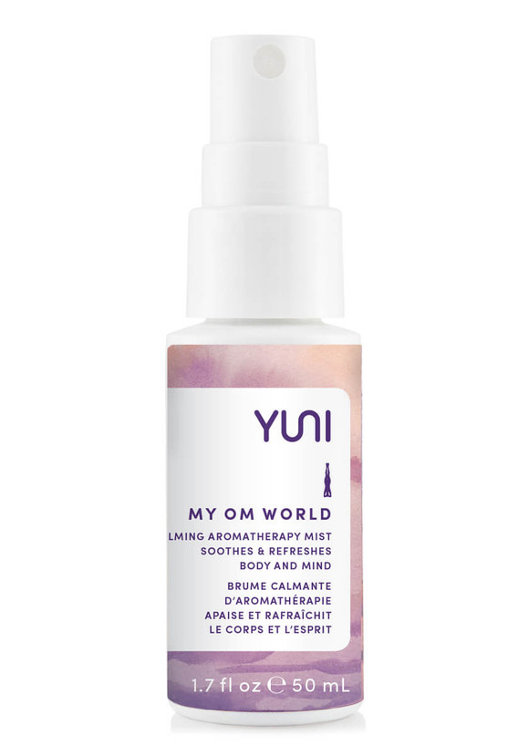 Aromatic Body Mist | MY OM WORLD |Travel Size