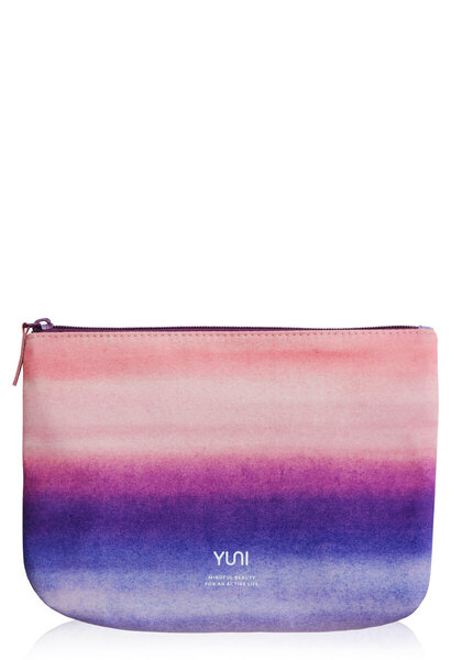 DAWN Purple Ombre Travel Bag Our products enhance and prolong the effect of your Yoga practice, before, during and after a session. Revive the moment, even on days when you skip a practice. | DAWN