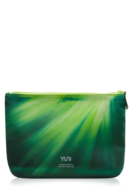 POND Green Ombre Travel Bag