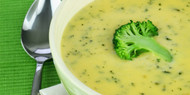 Creamy Soups for 2