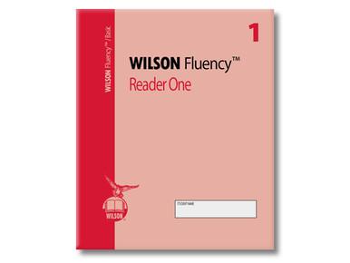 Wilson Fluency / Basic Reader 1 (6 Pack)
