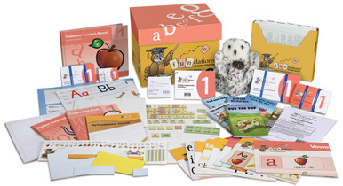 Fundations Classroom Set Level 1 (1 Teacher's Kit & Materials for 20 Students) Second Edition
