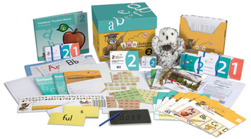 Fundations Classroom Set Level 2 (1 Teacher's Kit & Materials for 20 Students)