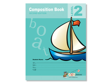 Fundations Composition Book 2 Second Edition