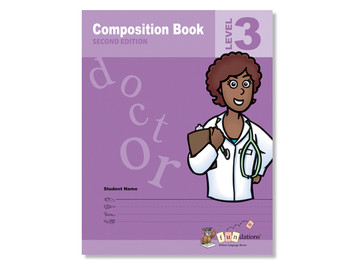 Fundations Composition Book 3 (10-Pack) Second Edition
