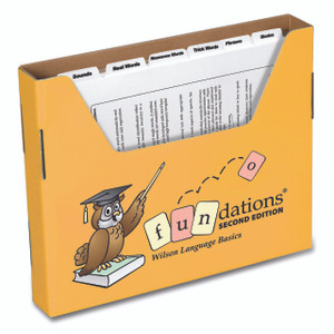 Fundations Fluency Kit 1 Second Edition