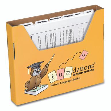Fundations Fluency Kit 2 Second Edition
