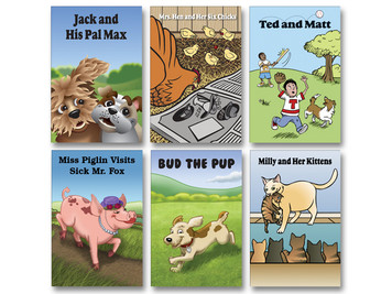 Fundations Stories Set 1 Second Edition