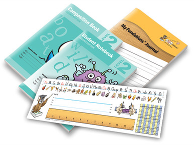 Fundations Student Consumables 2 (1-Pack) Second Edition