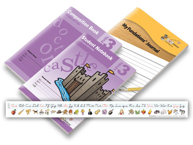 Fundations Student Consumables 3 (1-Pack)