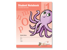 Fundations Student Notebook 1 Second Edition