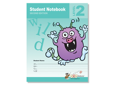Fundations Student Notebook 2 Second Edition