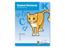 Fundations Student Notebook K Second Edition