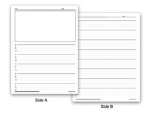 Fundations Writing & Drawing Pads (5-Pack)
