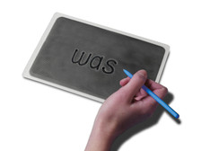 Gel Word Board with Magic Pen Second Edition