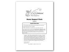 Home Support Pack K Second Edition