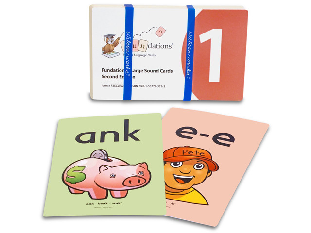 photo relating to Fundations Sound Cards Printable titled Massive Good Playing cards 1