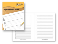 My Fundations Journal (10-Pack) Second Edition