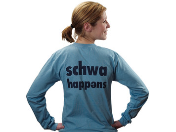 Schwa Happens T-Shirt (XXL)