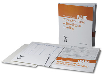 WADE Assessment (Wilson Assessment for Decoding and Encoding)