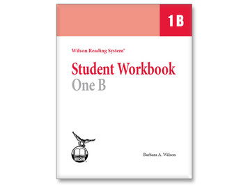WRS Student Workbook 1 B
