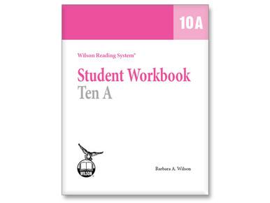 WRS Student Workbook 10 A