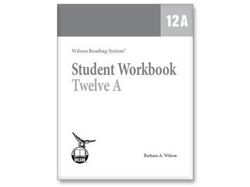 WRS Student Workbook 12 A