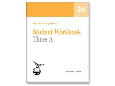 WRS Student Workbook 3 A
