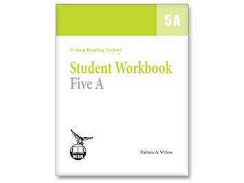 WRS Student Workbook 5 A