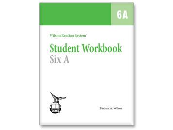 WRS Student Workbook 6 A