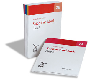 WRS Student Workbooks 1-12 A Set