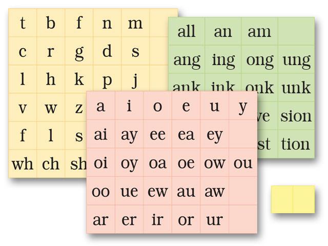Magnetic Letter Tiles Just Words